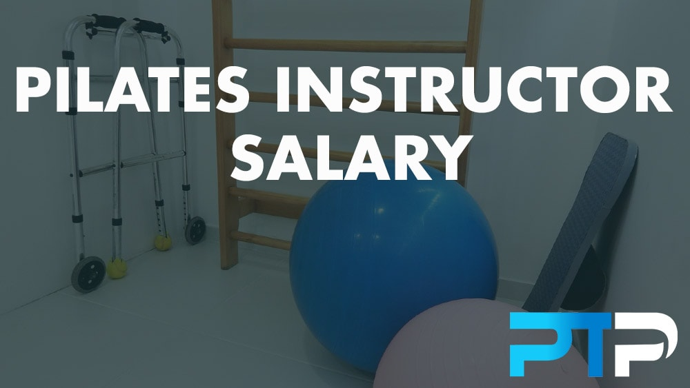 Pilates Instructor Salary