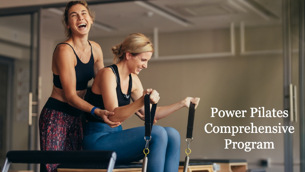 Power Pilates Comprehensive Program