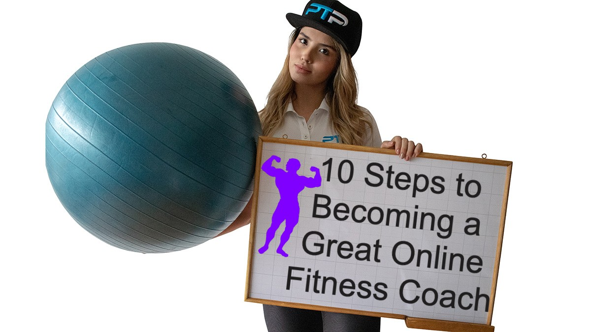 Becoming a great online fitness coach