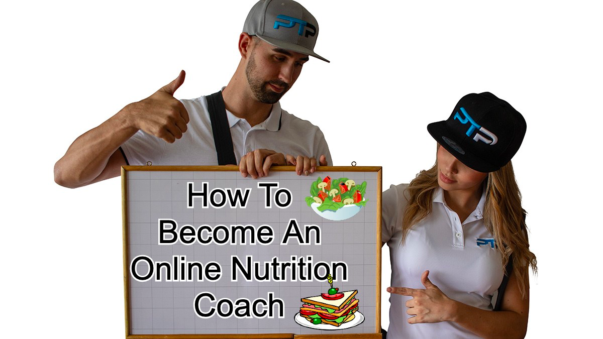 How to become an online nutrition coach