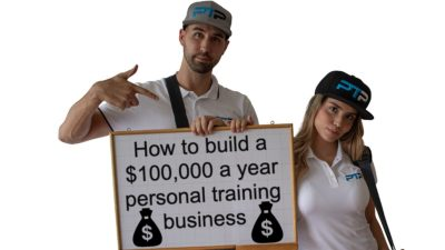 How to build a $100,000 a year personal training business
