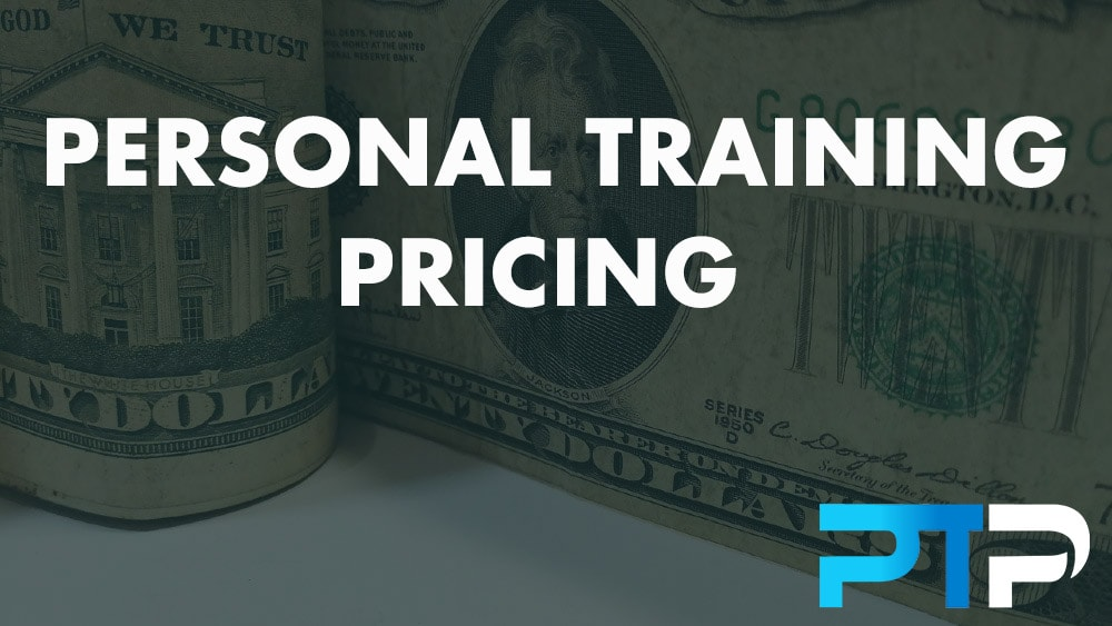 Personal Training Pricing