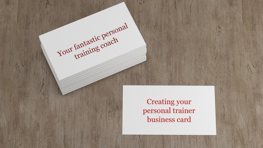 How To Go About Creating Business Cards