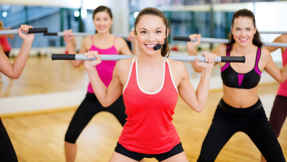 gym orientation class on your Training Session