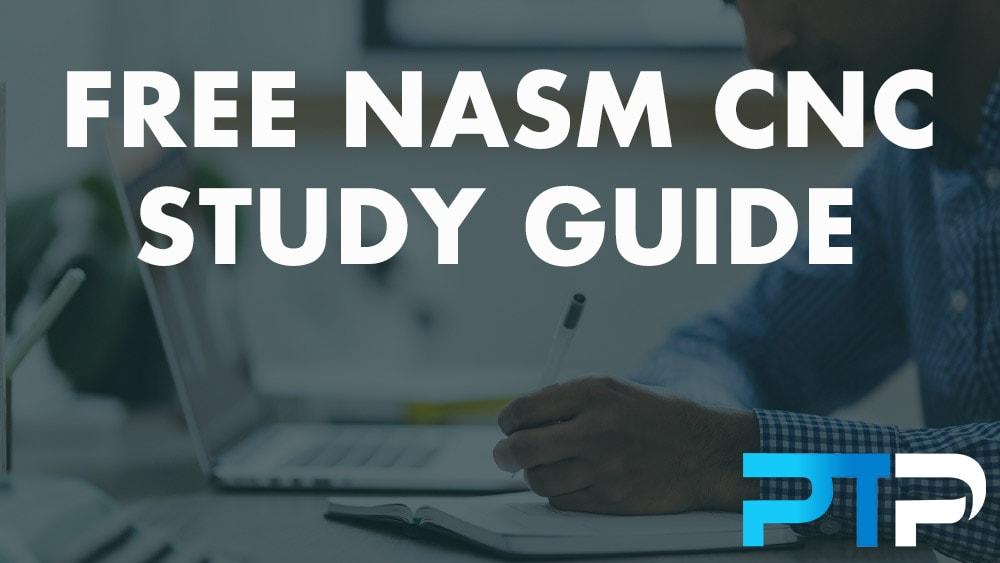 FREE NASM CNC Study Guide