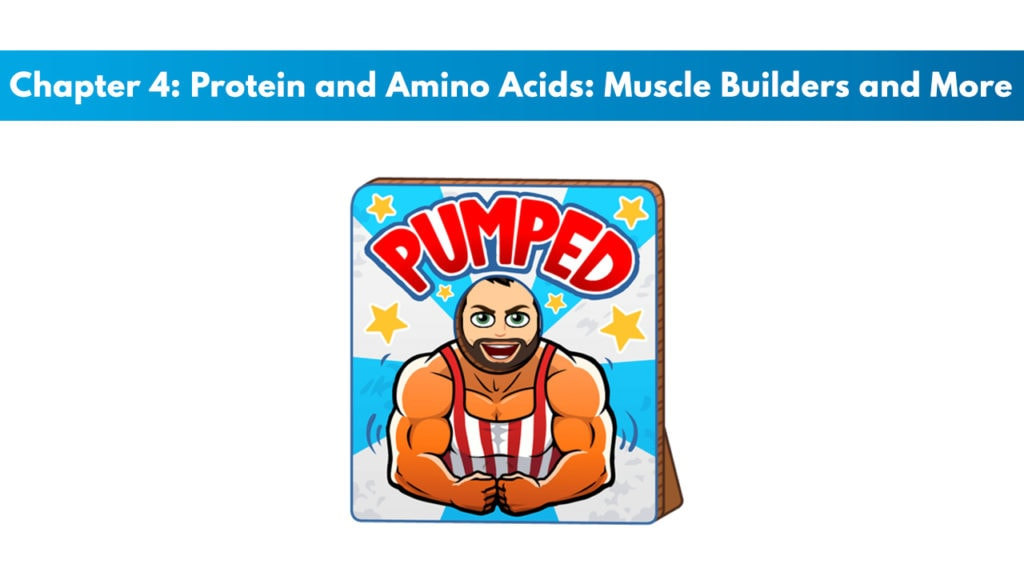 ISSA SN Chapter 4: Protein and Amino Acids: Muscle Builders and More