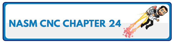 NASM CNC Chapter 23: Managing Weight Loss Plateaus and Maintaining Weight Loss 1