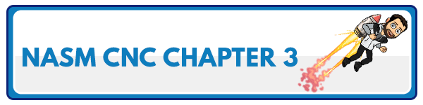 NASM CNC Chapter 2: Scope of Practice 1