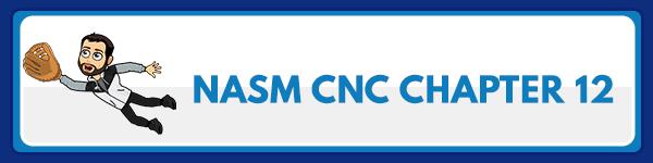 NASM CNC Chapter 13: Supplements 2