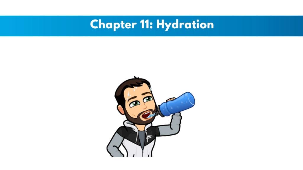 NASM CNC Chapter 11: Hydration
