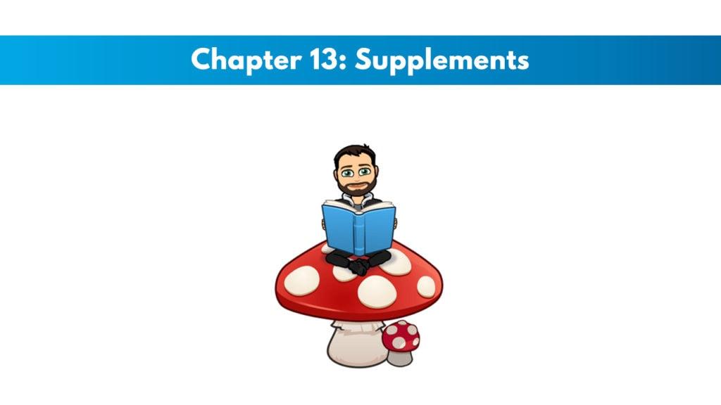 NASM CNC Chapter 13: Supplements