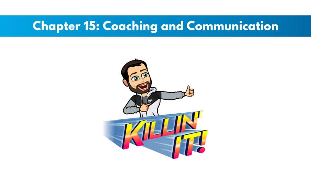 NASM CNC Chapter 15: Coaching and Communication