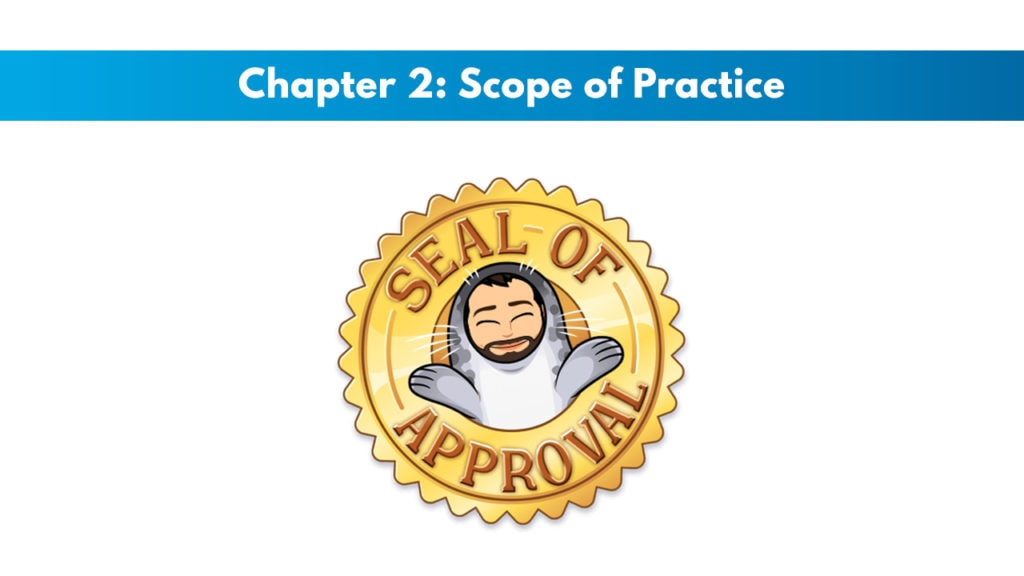 NASM CNC Chapter 2: Scope of Practice