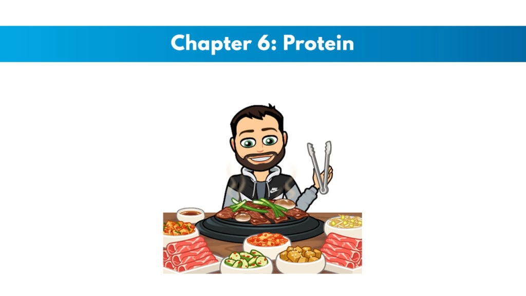 NASM CNC Chapter 6: Protein