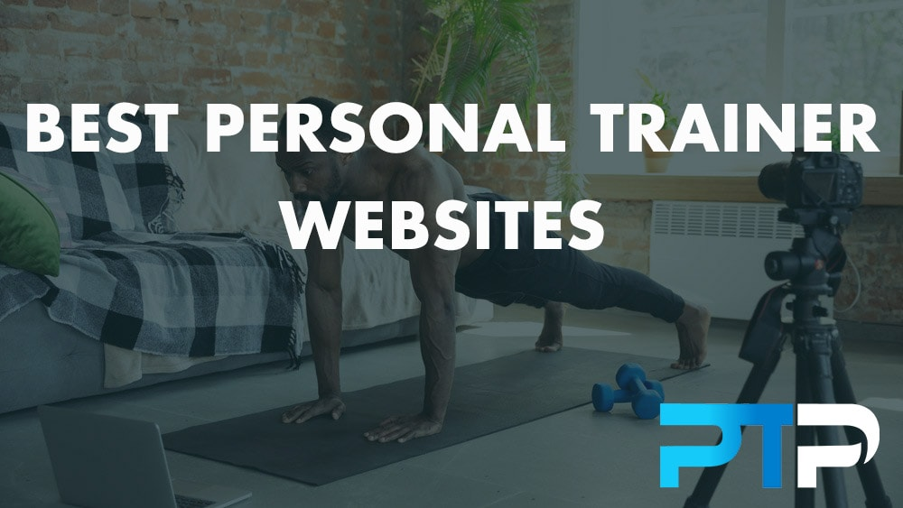 Best Personal Trainer Websites