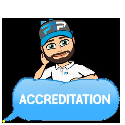 ISSA Accreditation 1