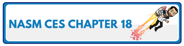 NASM CES Chapter 17: Self-Care and Recovery 2