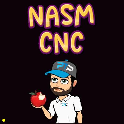 NASM Certified Nutrition Coach (NASM CNC)