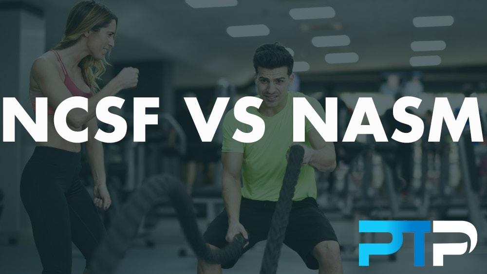 NCSF vs NASM