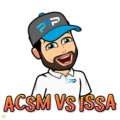 ISSA vs ACSM ([year]) - Which one is right for you as a trainer? 4
