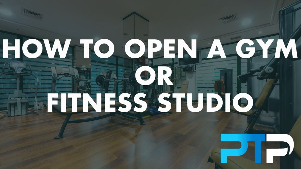 How to open a gym or fitness studio