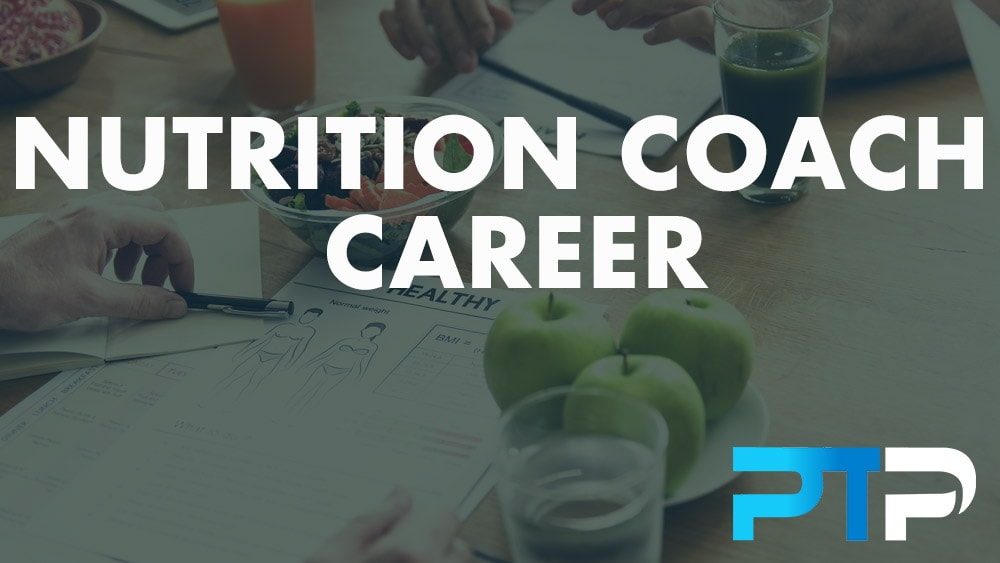 Nutrition coach career