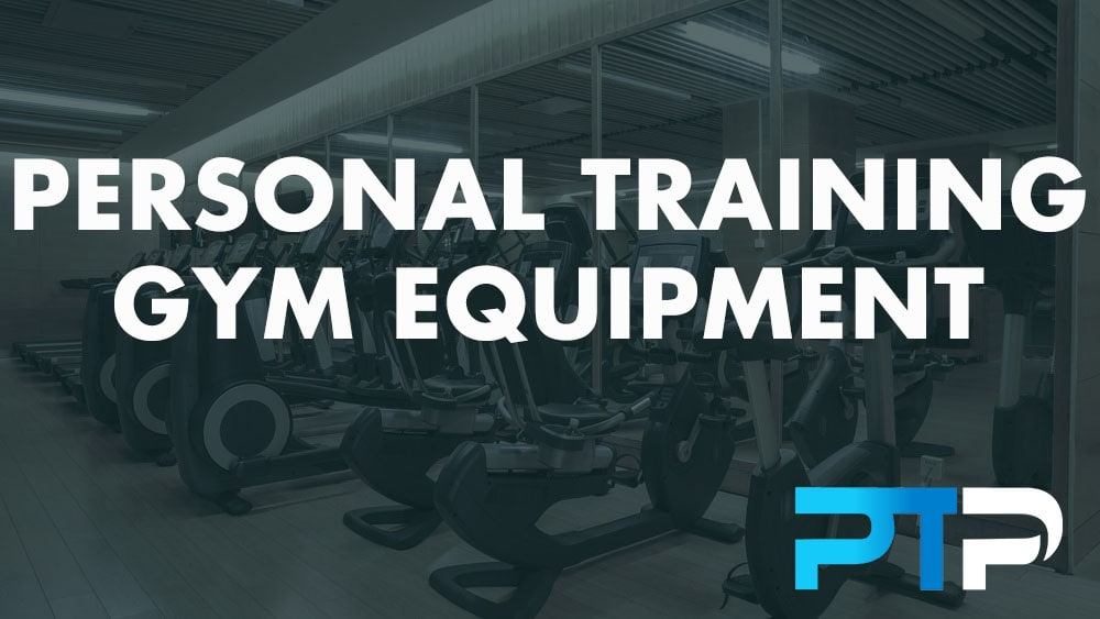 Personal training gym equipment
