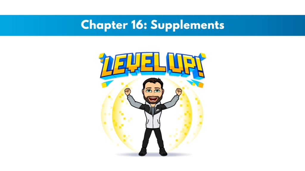ISSA Nutritionist Chapter 16: Supplements 1