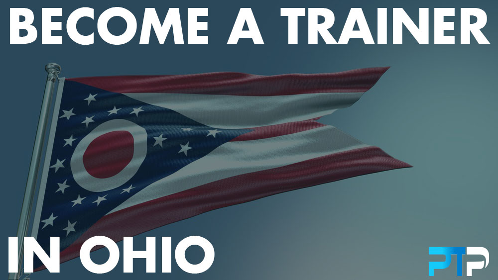 How To Become A Personal Trainer in Ohio