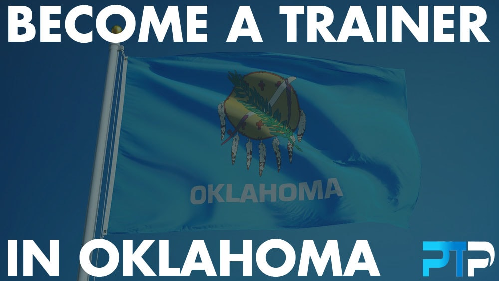 How To Become A Personal Trainer in Oklahoma