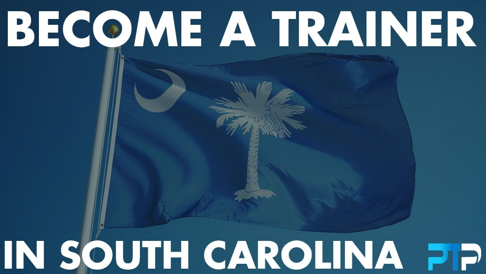 How To Become A Personal Trainer in South Carolina