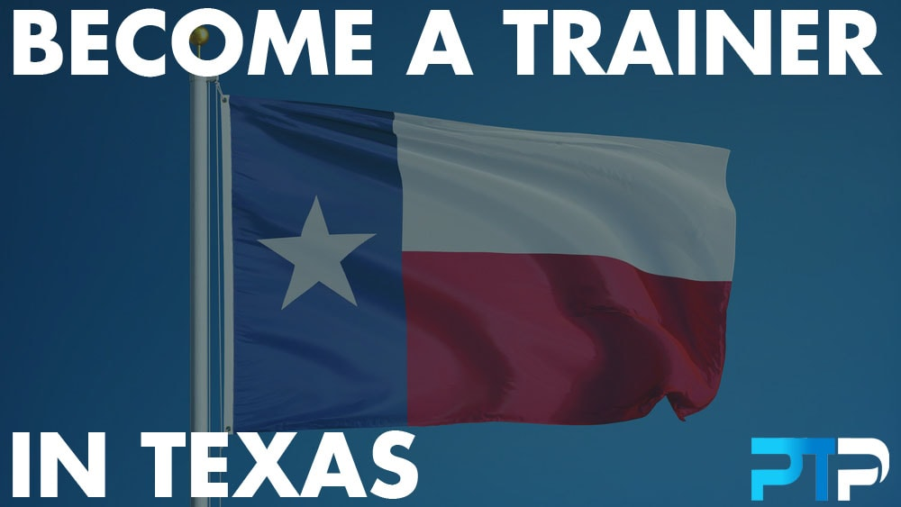 How To Become A Personal Trainer in Texas