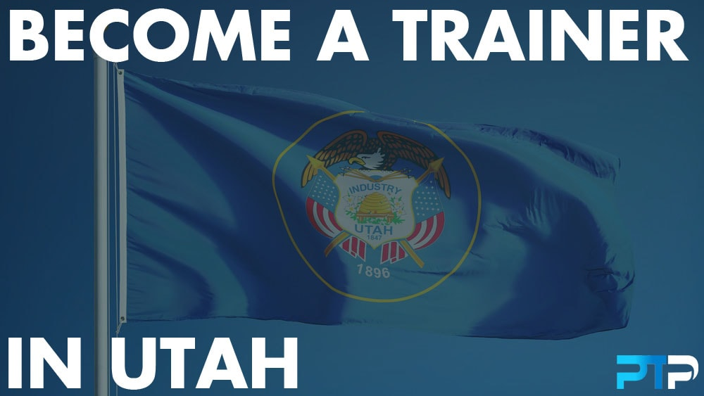 How To Become A Personal Trainer in Utah