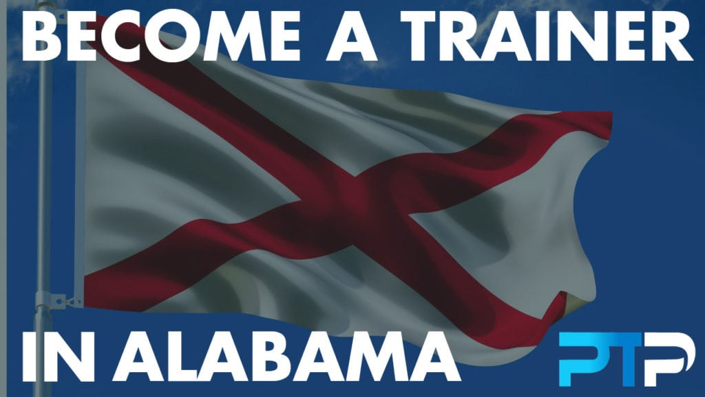 How To Become A Personal Trainer In Alabama