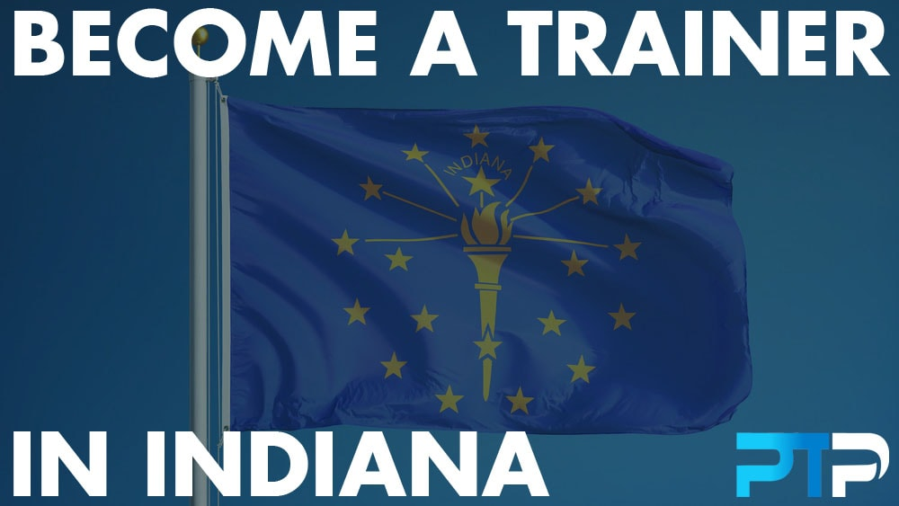 How To Become A Personal Trainer in Indiana