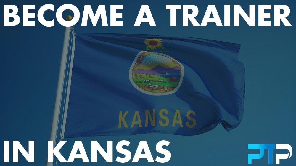 How To Become A Personal Trainer in Kansas