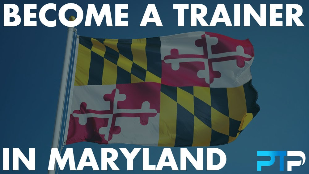 How To Become A Personal Trainer in Maryland