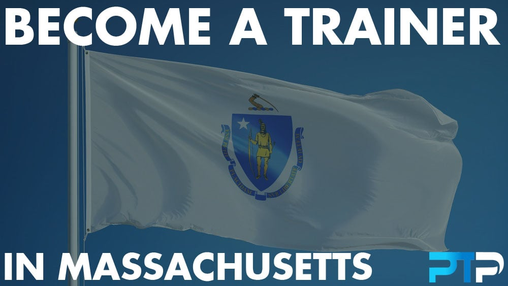 How To Become A Personal Trainer in Massachusetts