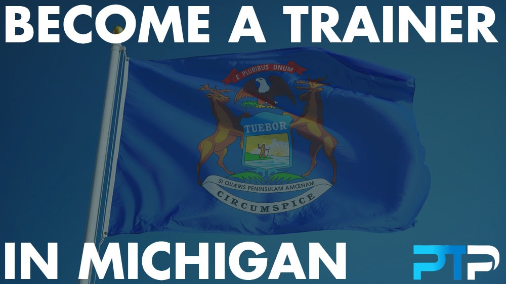 How To Become A Personal Trainer in Michigan