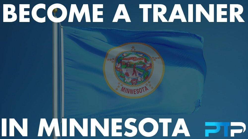 How To Become A Personal Trainer in Minnesota