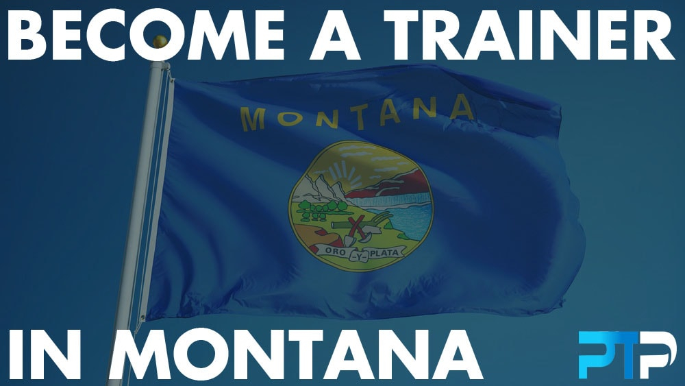 How To Become A Personal Trainer in Montana