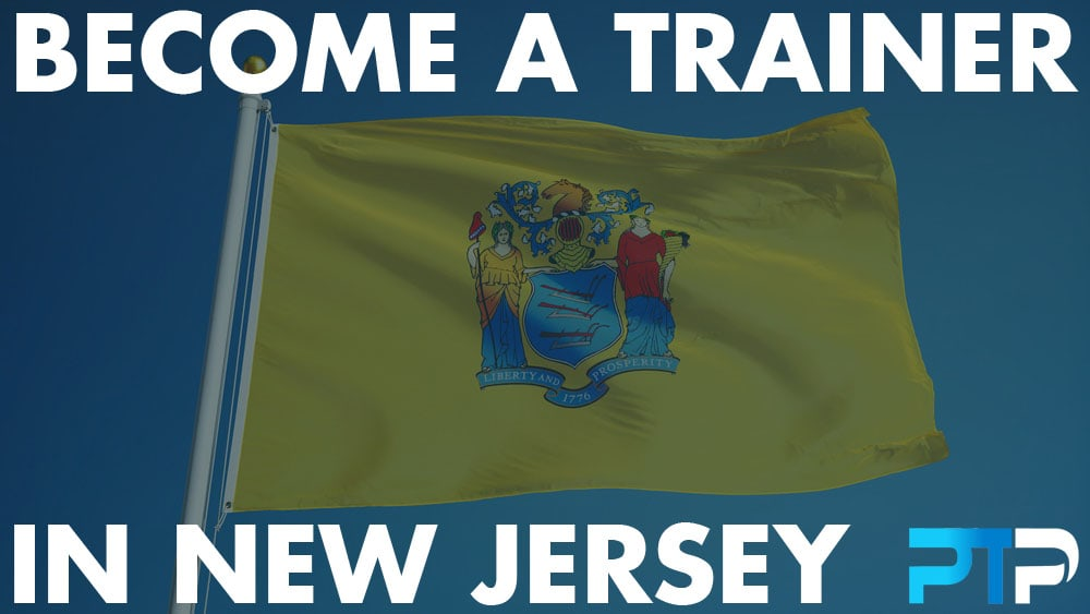 How To Become A Personal Trainer in New Jersey