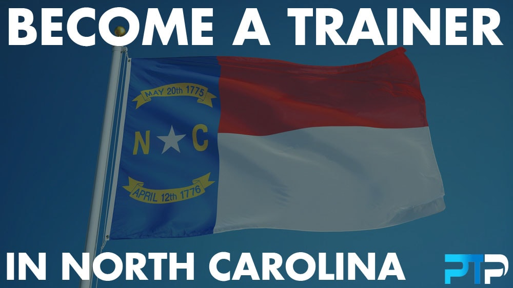 How To Become A Personal Trainer in North Carolina