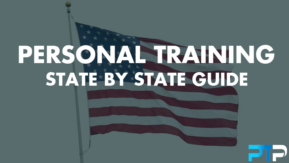 Personal Training state by state guide