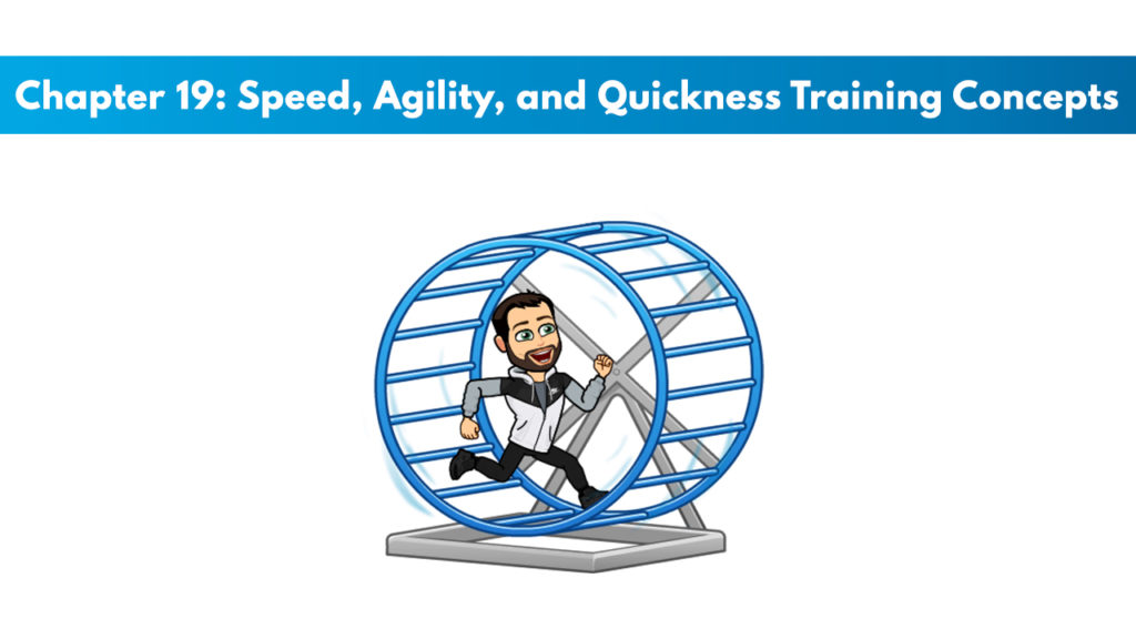 NASM CPT 7th Edition Chapter 19: Speed, Agility, and Quickness Training Concepts 1