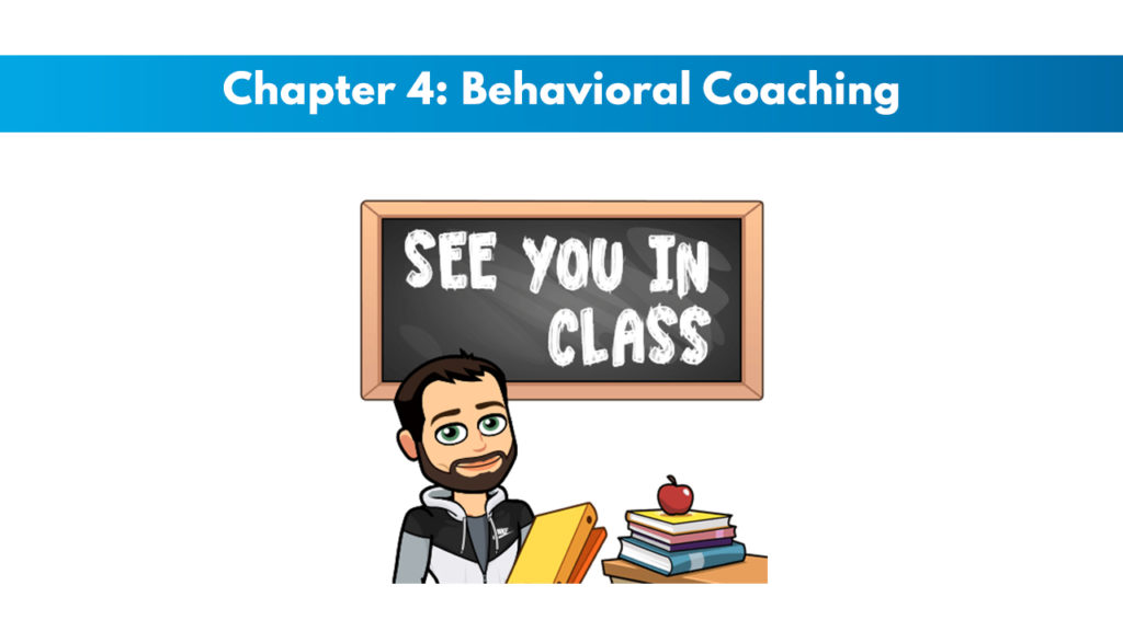 NASM CPT 7th Edition Chapter 4: Behavioral Coaching 1