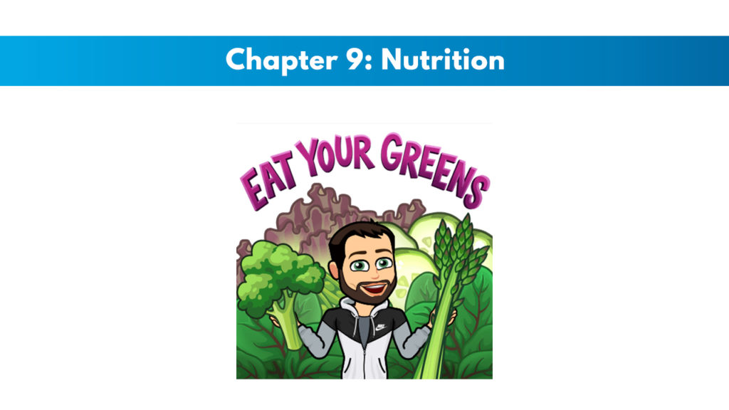 NASM CPT 7th Edition Chapter 9: Nutrition 4