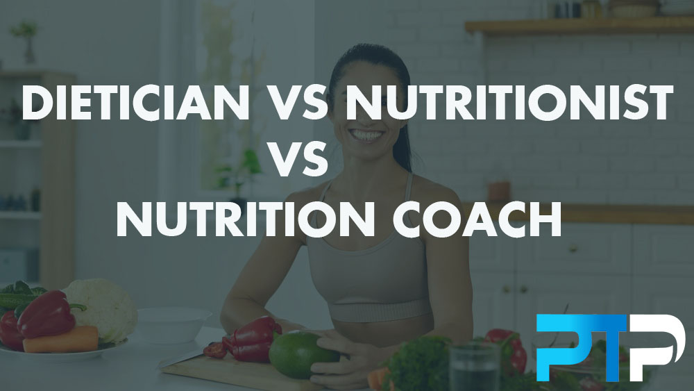Dietitian vs Nutritionist vs Nutrition Coach