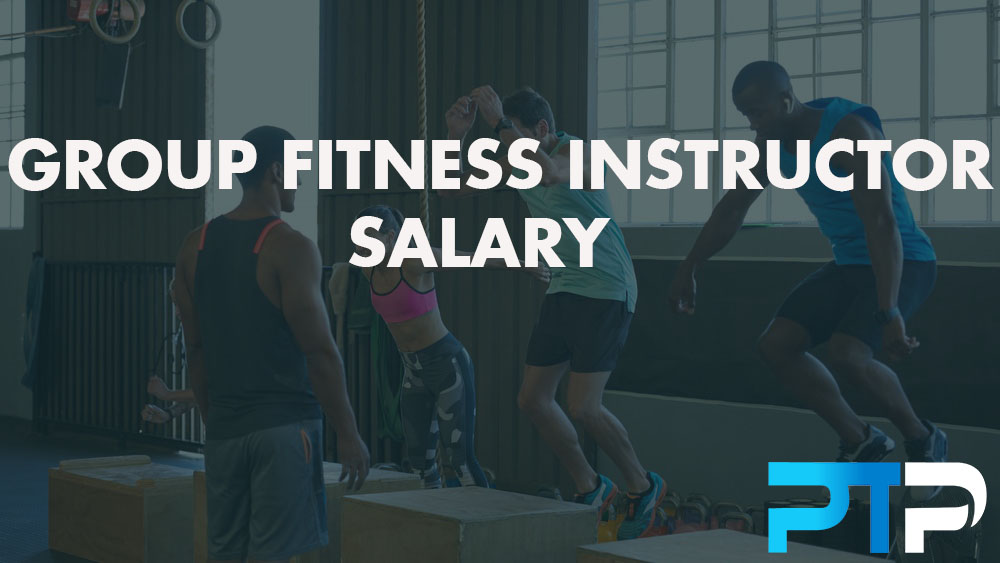 Group Fitness Instructor Salary