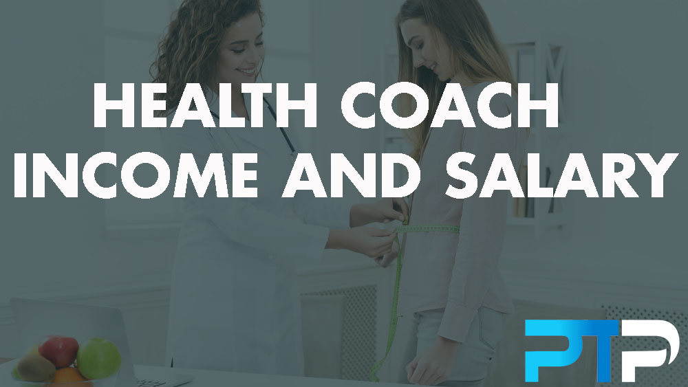 Health Coach Income and Salary